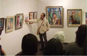 美術鑑賞を楽しむ会